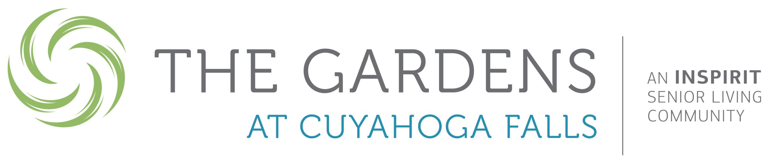 The Gardens at Cuyahoga Falls logo