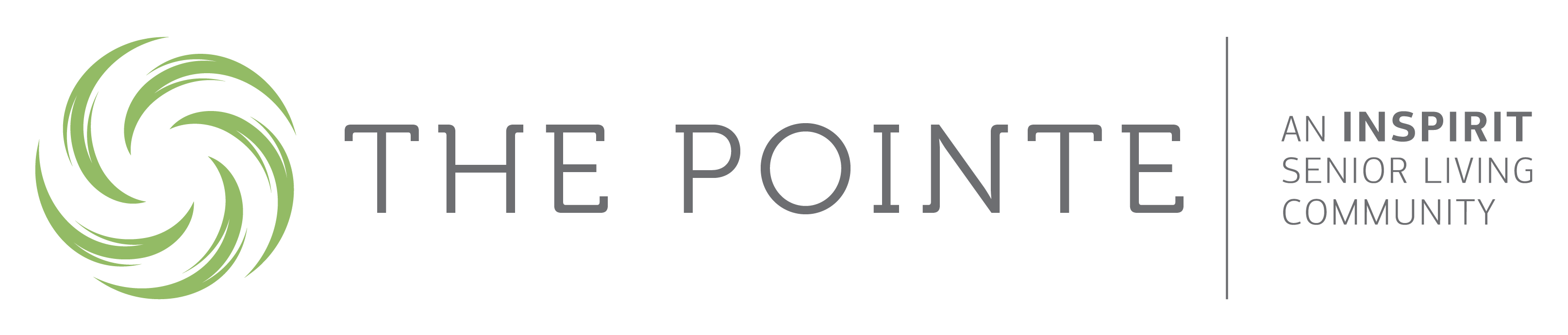 The Pointe logo