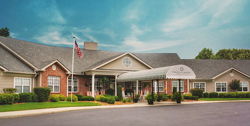 Franklin Manor, Inspirit Senior Living