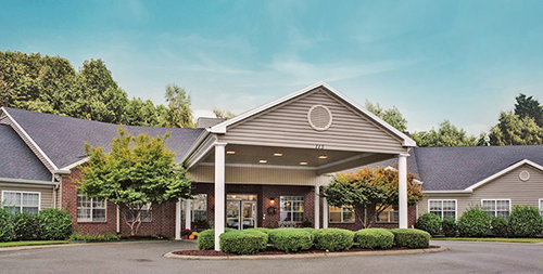 Lincoln Manor, Inspirit Senior Living