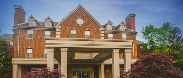 The Rutherford Assisted Living, an Inspirit Senior Living community