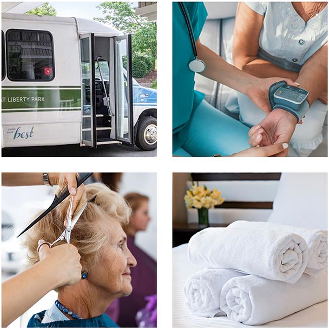 Inspirit Senior Living Services