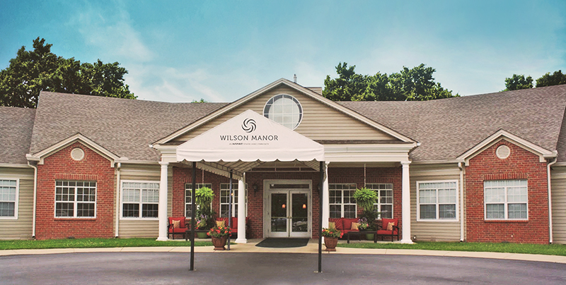 Wilson Manor, Inspirit Senior Living