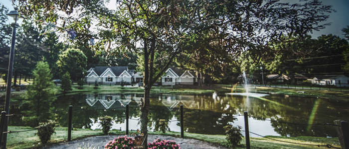 Foxbridge, an Inspirit Senior Living community