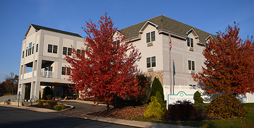 The Palmerton, an Inspirit Senior Living community